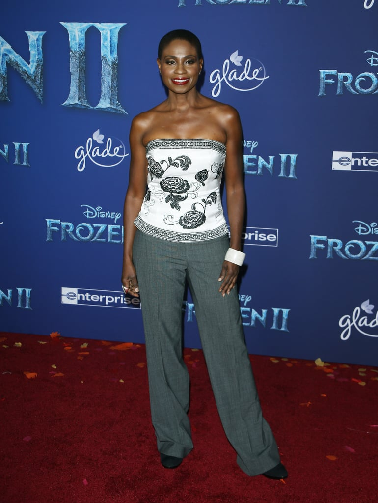 Adina Porter at the Frozen 2 Premiere in Los Angeles