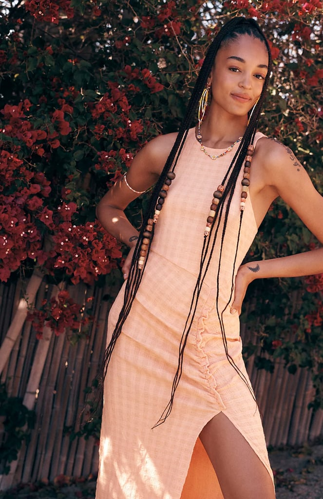 Shop Gingham Dresses: Free People Kokomo Midi Dress