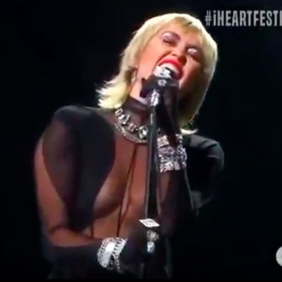"Watch Miley Cyrus Perform ""Heart of Glass"" 