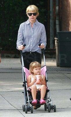 Matilda and Michelle Stroll