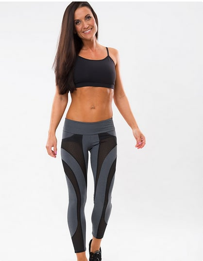 Cute Mesh Leggings 2015 | POPSUGAR Fitness