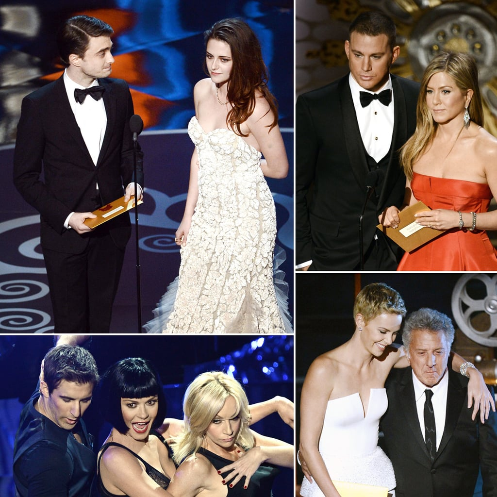 Oscar Show Pictures 2013