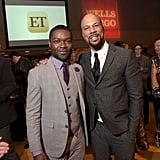 David Oyelowo and Common attended an event at the Palm Springs Art Museum on Friday.