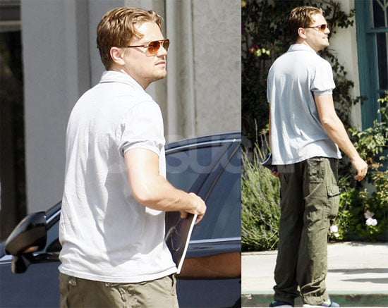 Leo Spotted in Beverly Hills