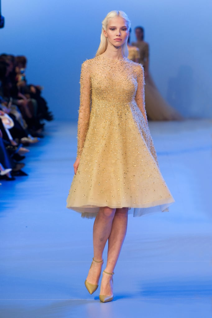 Elie saab haute couture spring 2014 popsugar fashion for 2014 haute couture