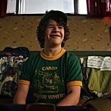 Gaten Matarazzo, aka Dustin: 16