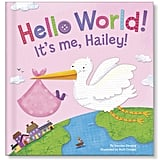 Personalized Baby Board Book
