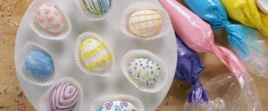 The Easiest-Ever Easter Egg Oreo Truffles