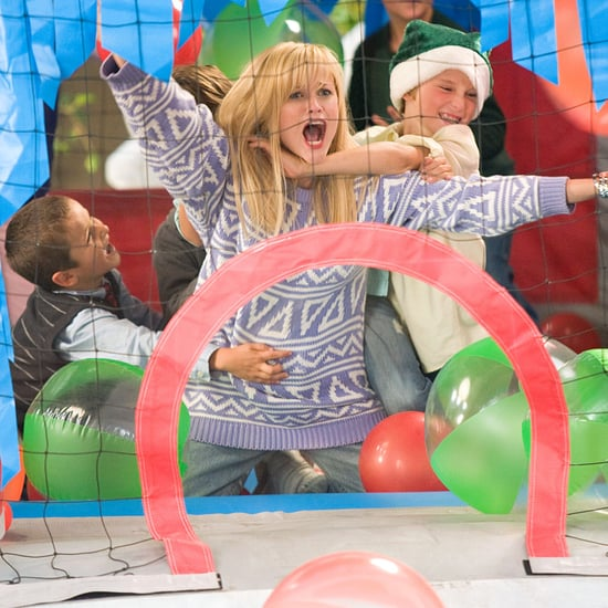 Moms You Meet at Indoor Bounce Houses