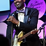 Brian McKnight gave a special performance at the Barnstable Brown Kentucky Derby gala in 2015.