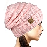 NYFASHION101 Slouchy Thick Winter Beanie Hat