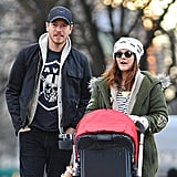 Will Kopelman became a first-time dad in September 2012, when he and Drew Barrymore welcomed daughter Olive.