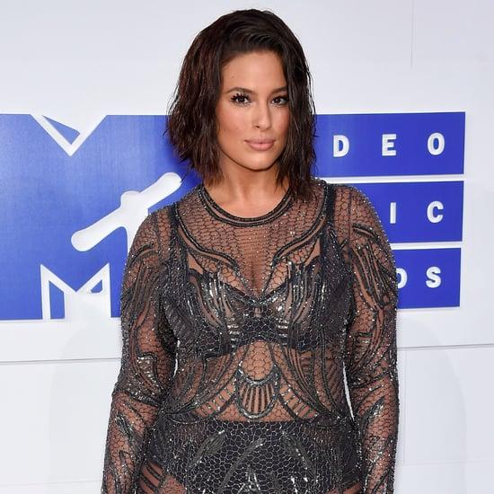 Ashley Graham at the 2016 MTV Video Music Awards