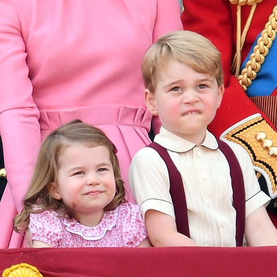 What Is Prince George and Charlotte's Favorite Activity?