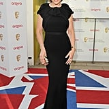 Kate Silverton opted for Max Mara.