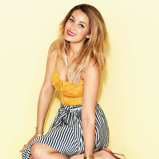 Lauren Conrad in Lucky Magazine March 2013
