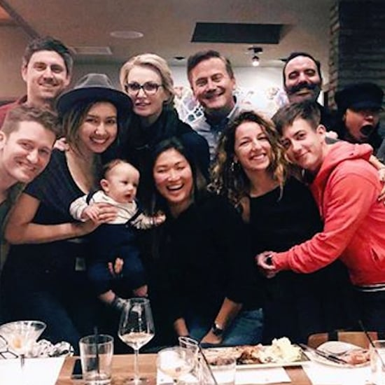 Glee Cast Reunion Instagram Photos March 2018