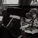 """""""Kristin created a beautiful book to help her sons remember and process the loss of their sister."""""""