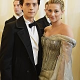 Pictured: Cole Sprouse and Lili Reinhart