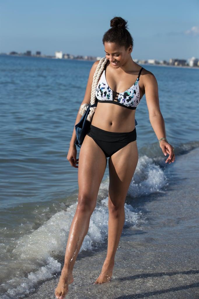 ae7e94db546 Supportive Swimwear Tops | POPSUGAR Fitness