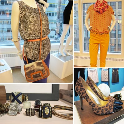 LOFT Ann Taylor Fall 2012 Collection