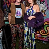 Rande Gerber and Cindy Crawford's '70s-Inspired Halloween Costumes