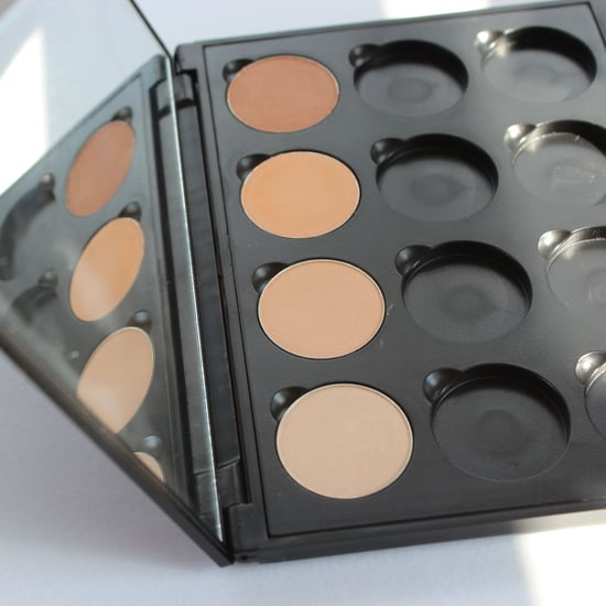 How to Depot Eye Shadow