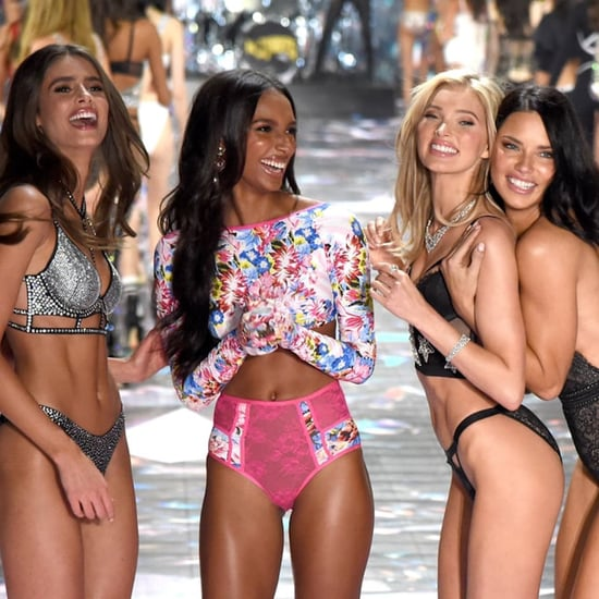 Best Candid Pictures 2018 Victoria's Secret Fashion Show