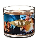Marshmallow Fireside Three-Wick Candle