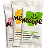 MeWe Nutrition Peanut Butter Packets