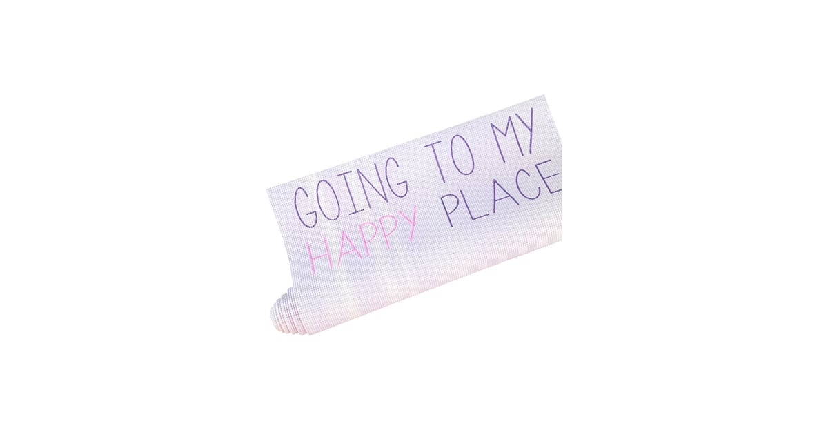 wholesale dealer well known store Forever 21 Yoga Mat | 90 Healthy Gifts For Anyone on Your ...