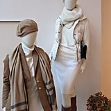 Banana Republic's Anna Karenina Holiday 2012 Collection