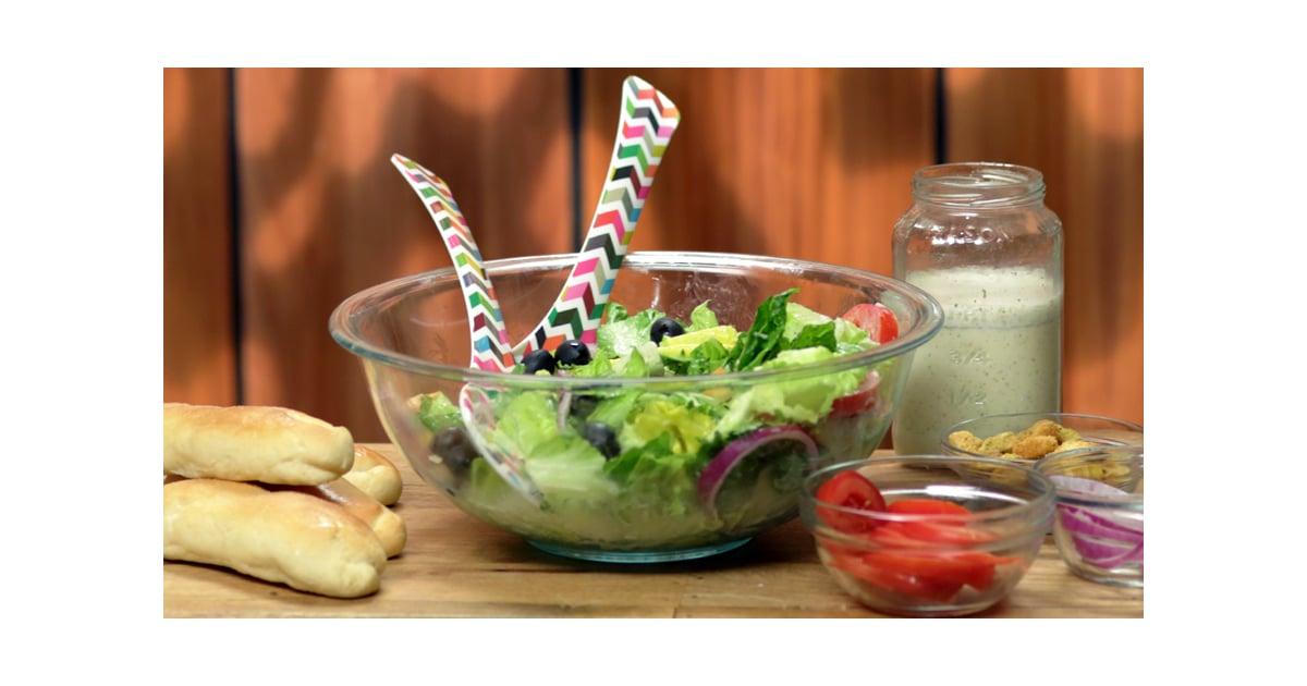 Olive garden 39 s italian salad dressing easy salad - Olive garden italian salad dressing recipe ...