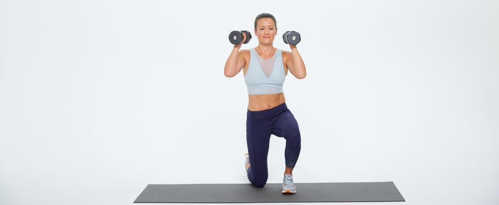 10-Minute Workout For Legs and Abs