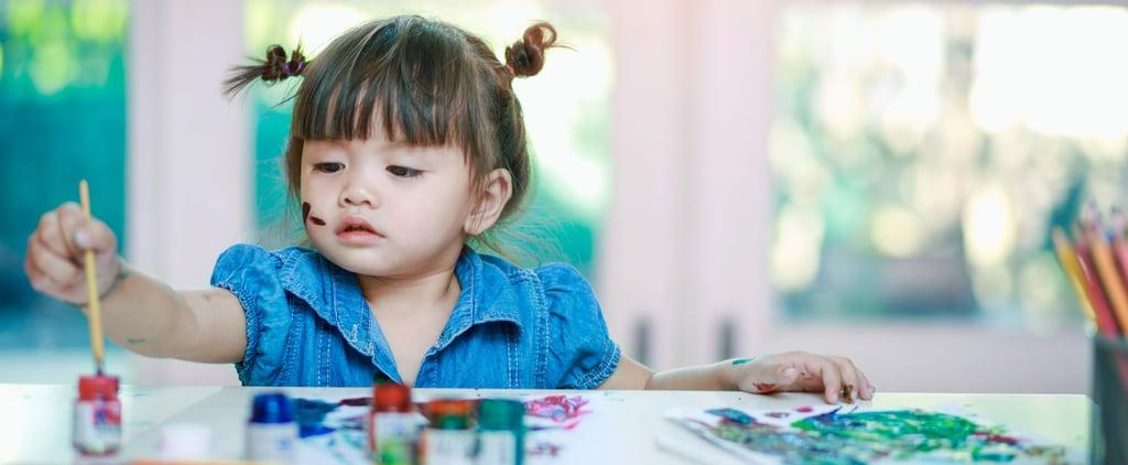 Why I Throw Away My Kid's Artwork