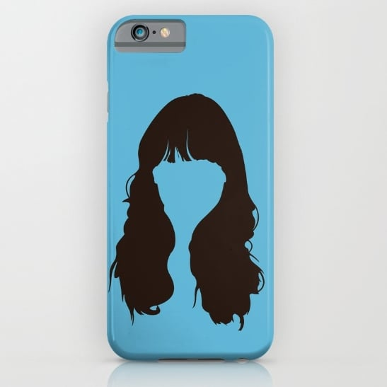 Zooey Deschanel iPhone Case ($35)