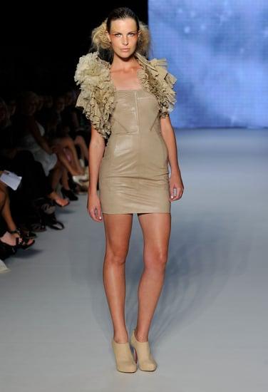 Leather at Rosemount Australian Fashion Week