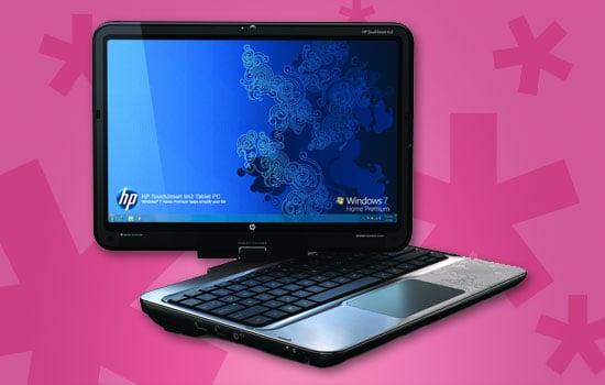 Win a HP TouchSmart tm2 on GeekSugar