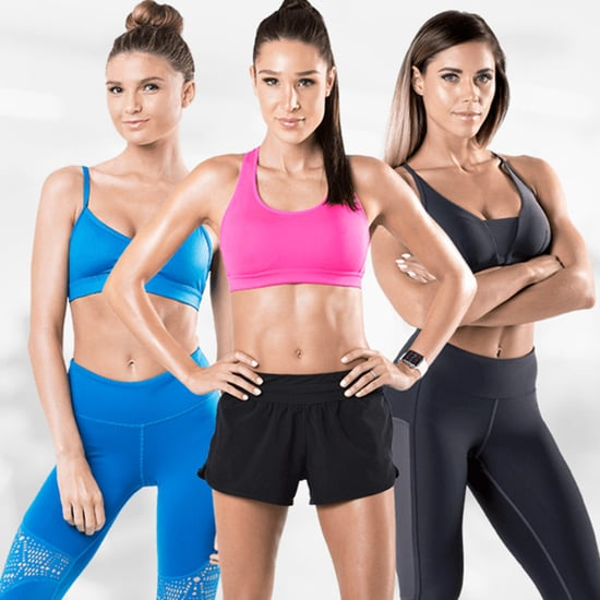 Kayla Itsines and Tobi Pearce New Sweat App