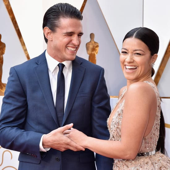 Gina Rodriguez and Joe LoCicero Cutest Pictures