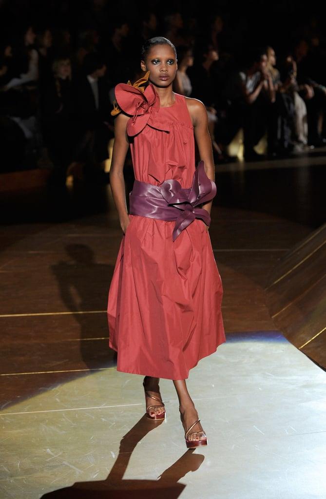 Spring 2011 New York Fashion Week: Marc Jacobs