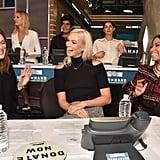 Julianne Moore, Karlie Kloss, and Nicki Minaj