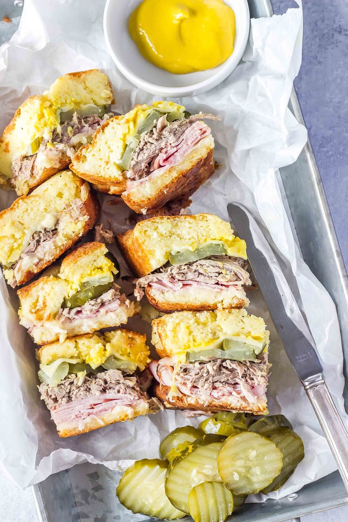 Keto Cuban Sliders