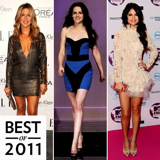 Red Carpet Short Dresses