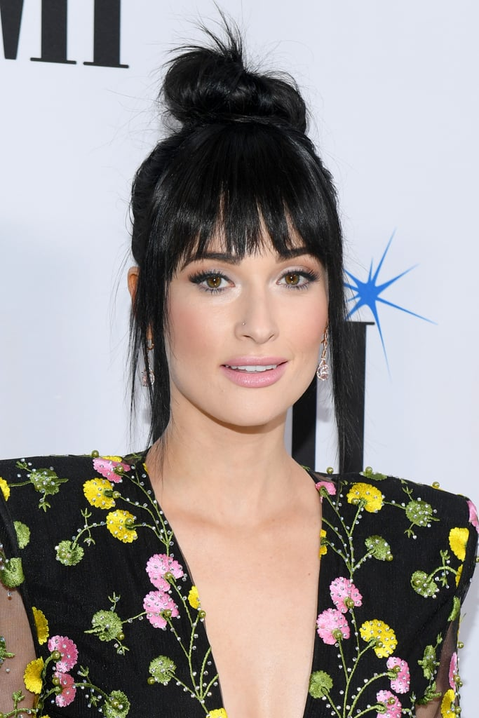 Kacey Musgraves's Hair at the 2019 BCI Country Awards