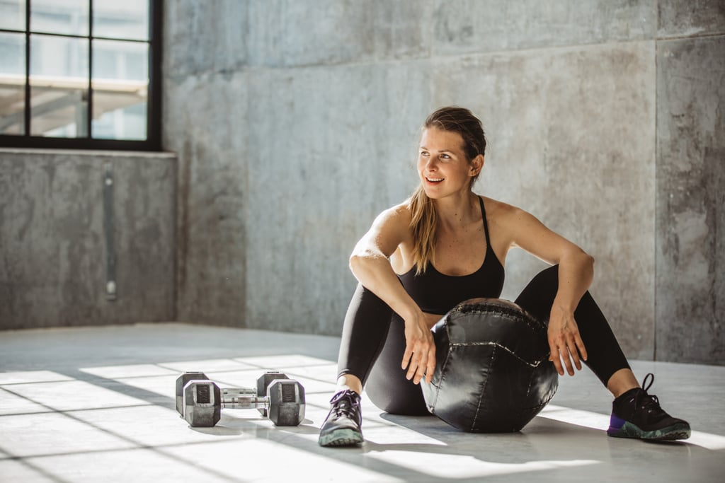 Fact: people who lose weight slowly and consistently are more likely to keep it off, and that's exactly what you'll do with this three-month workout plan, developed by NASM-certified trainers Jess Cifelli, a master instructor at CycleBar in Wyckoff, NJ, and Gretchen Raddatz, a master coach at Row House in New York City. While shedding pounds fast can be satisfying, you won't find any crash diets or intense workout regimens here. Instead, you'll steadily tackle your goals with a mix of cardio, strength, and toning exercises, then take the weekends off so you can grocery shop and meal prep for the week ahead. (Like any workout routine, this one works best with a balanced nutrition plan.) Ready to get started? Keep reading for the workouts.