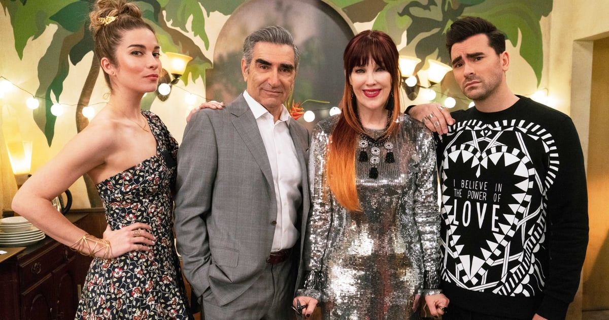 Dan Levy Thanks Schitt's Creek Fans For