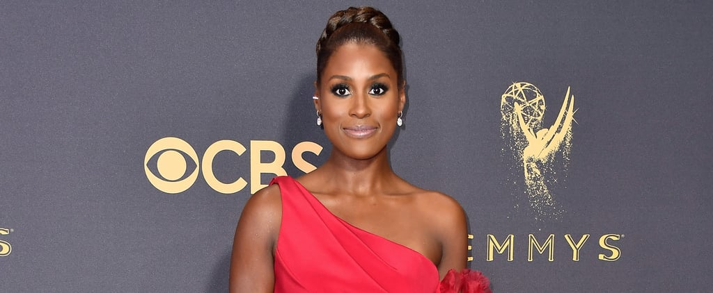 Your Jaw Will Drop When You See Issa Rae's Stunning Vera Wang Gown