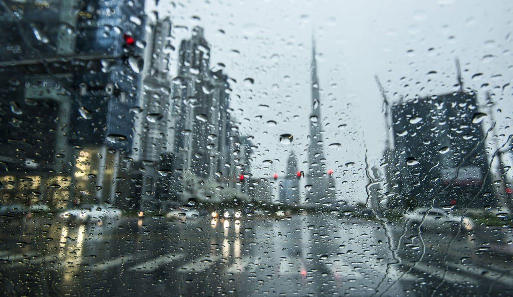 Dubai Rain Indoor Activities