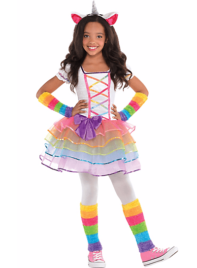 Rainbow Unicorn | Halloween Costumes For Kids That Aren't Scary ...